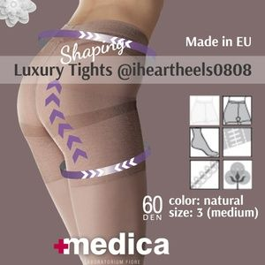 Luxury Shaping Microfiber Tights
